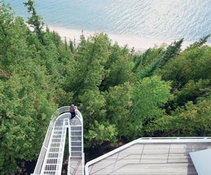 Douglas House by Richard Meier