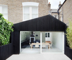 Dove House by Gundry & Ducker Architecture