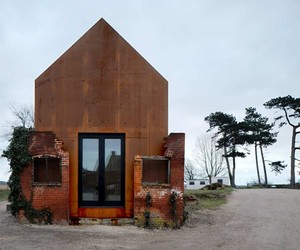 Dovecote Studio by Haworth Tompkins