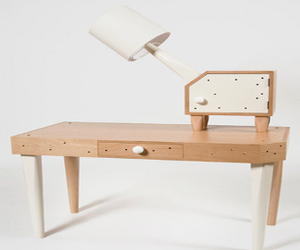 Down Side Up multi-use furniture from Fabrica