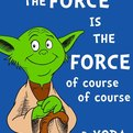 Dr. Seuss x Star Wars Mash-Up Prints