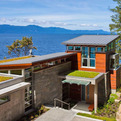 Dramatic Waterfront Retreat on Pender Harbour