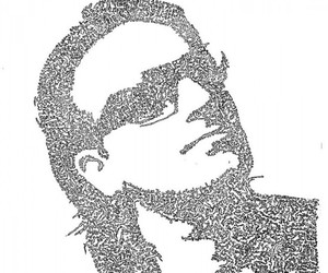 Drawings Made With One Continuous Line