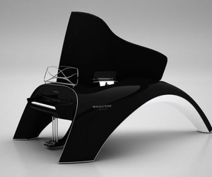 Dream Tone - Piano Design by Polish Designer Robert Majkut