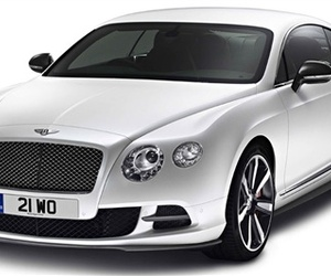 Dressed Up Bentley's 2012 Continental GT