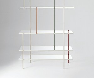 Drizzle shelves