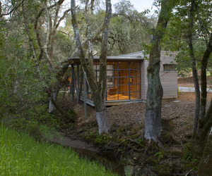 Dry Creek Outbuildings by Bohlin Cywinski Jackson