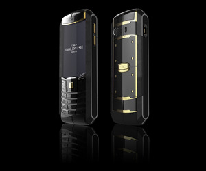 Dual SIM Luxury Mobile Phone