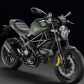 DUCATI MONSTER DIESEL MOTORCYCLE