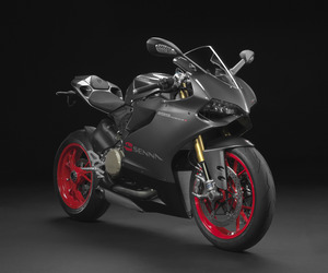 "Ducati presents ""Senna"" version of 1199 Panigale S"