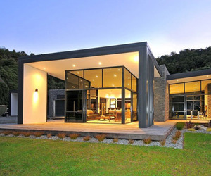 Dulieu Residence in New Zealand