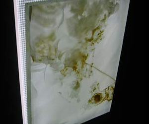 Dura-Lite™ Translucent glass-backed natural stone