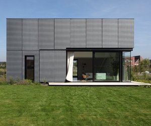 DVT Villa by Boetzkes and Helder
