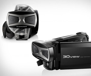 DXG 3D Camcorder | No 3D Glasses Required