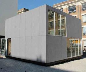 E-Cube, a DIY Eco House Building for Solar Decathlon