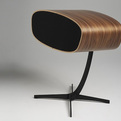 Eames Chair Inspired Speakers Design