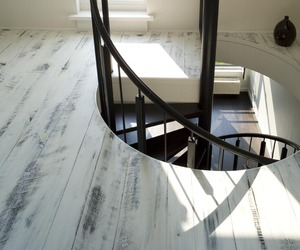 Eastern White Pine Flooring by Ebony and Co