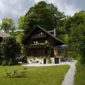 Chalet Noisettes Upgrade Of Century-Old Chalet