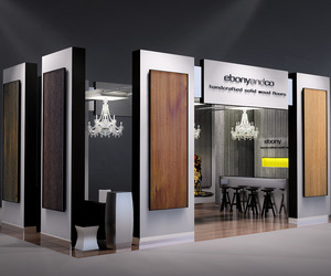 Ebony and Co at Decorex International