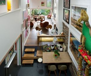 Eclectic House Presents Colorful And Quirky Interiors