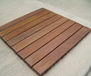 Eco Arbor, Structural Deck Tiles