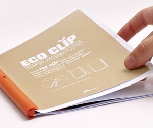 Eco Clip - Reusable Notebook Maker