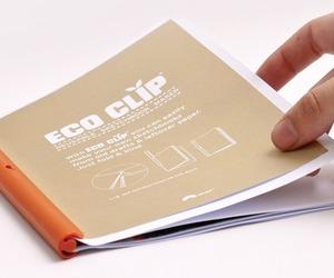 Eco Clip - Reusable Notebook Maker