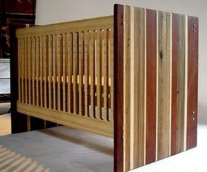 Eco Friendly Baby Furniture Oops Crib By Structured Green