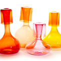 Eco-Friendly Brightly Colored Carafes from Branch Home