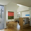 Green on 19 Townhomes by Jesse Bornstein Architecture