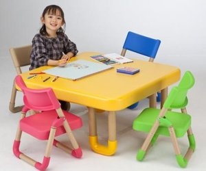 Eco-Friendly Kids Furniture by HECMEC