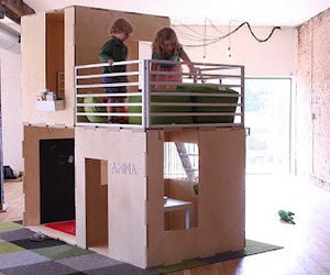 Eco-friendly Modular Playhouses For Kids