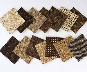 Eco-Friendly Palm Panels from Omarno