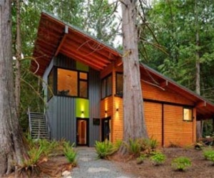 Eco-Friendly Private Residence
