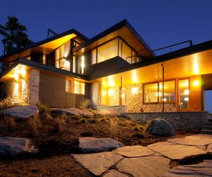 Eco Friendly Retreat in Ontario by Altius Architecture