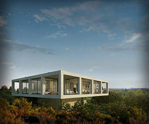 Eco-Friendly Spanish House