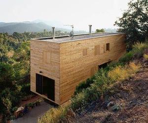 Eco House Casa 205 by H Arquitectes