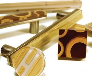 Eco-Resin Cabinet Pulls from Spectra Decor
