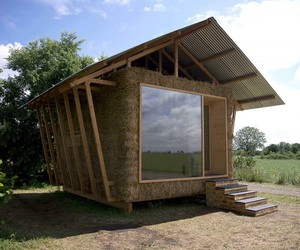 Ecologic Pavilion in Alsace by Studio 1984