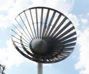 EcoWhisper Wind Turbine