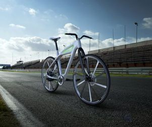 eCycle, Electric Concept Bike | Milos Jovanovic