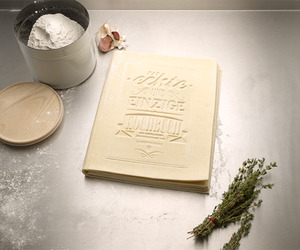 'Edible' Cookbook by Korefe