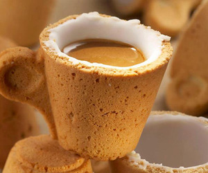 Edible Cookie Cup | Enrique Luis Sardi