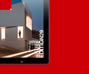 Edition29 ARCHITECTURE for iPad