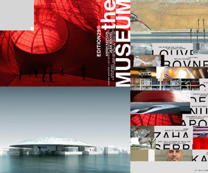 Edition29 THE MUSEUM-Anish Kapor, Zaha Hadid, Jean Nouvel