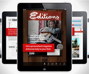 Editions | AOL Magazine App