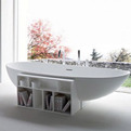 Egg Tub by Rexa Design