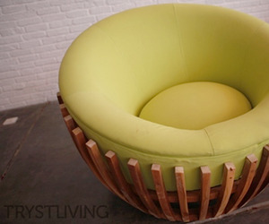 Eggo Chair by TrystLiving