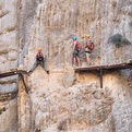 El Caminito del Rey - The World's Most Dangerous Walkway
