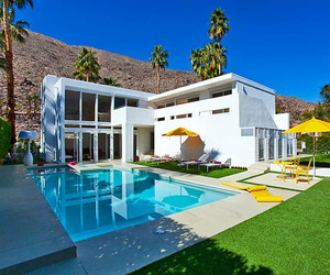 El Portal in Palm Springs, California